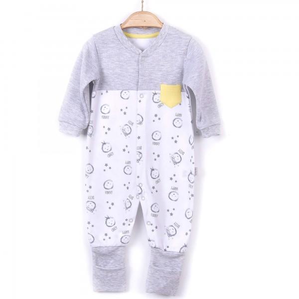 Kitikate Schlafanzug/Schlafstrampler yellow-Kollektion