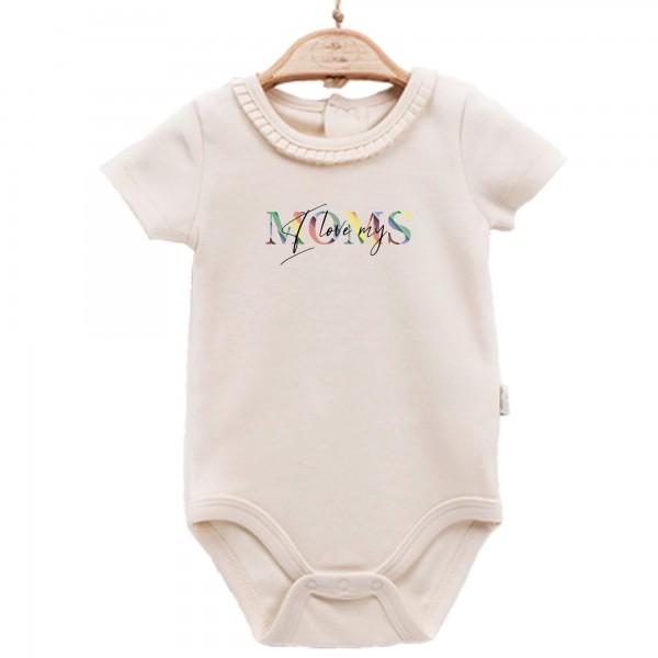 Baby Body kurzarm elegant Moms